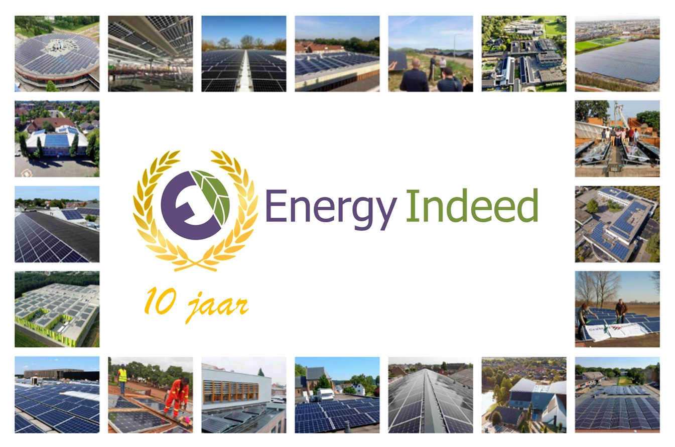 10 jaar Energy Indeed